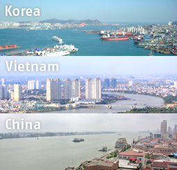 KoreanVietnamChina GLOBAL NETWORK